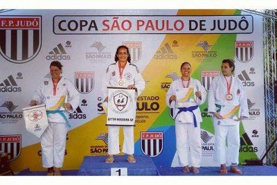 Artur Nogueira fatura mais medalhas na Copa SP de Judô