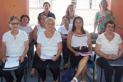 Coral Municipal abrilhanta a festa de 61 anos da Escola Humberto Piva