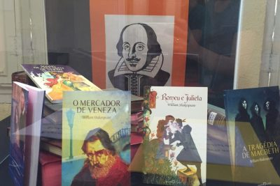 Museus de Pedreira lembram os 400 anos da morte de William Shakespeare