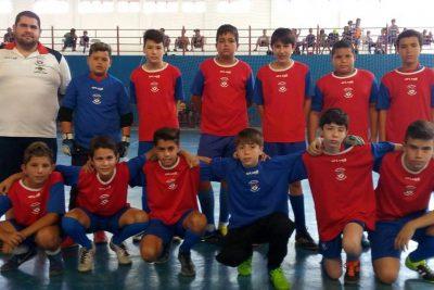 Clube Náutico Joaquim Carlos sediará Festival de Futebol de Salão