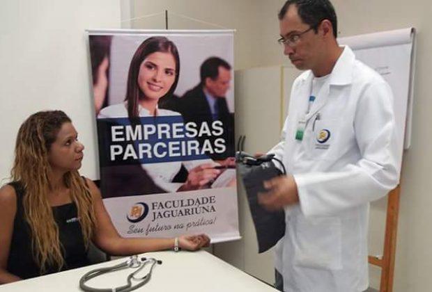FAJ leva palestras educacionais e de bem estar a empresas da região
