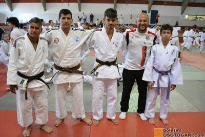 Judoca Tiago Augusto Pereira garante classificação para a final do Campeonato Paulista