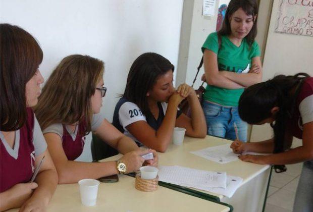 Em Artur Nogueira, alunos votam para eleger Grêmio Estudantil