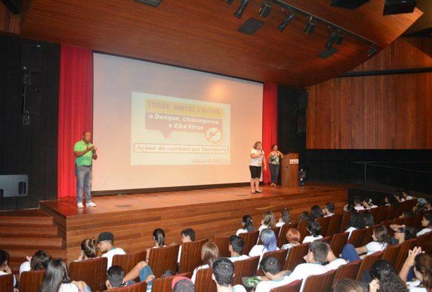 Prefeitura de Jaguariúna promove palestra a fim de combater o Aedes Aegypti