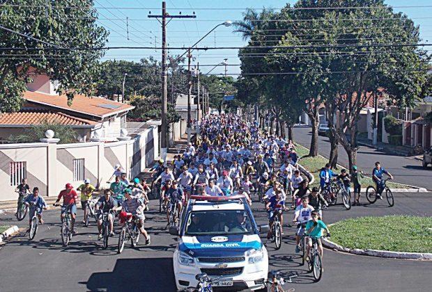 Passeio Ciclístico deve reunir milhares de pessoas em Artur Nogueira