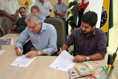 Contrato para recuperação da UPA é assinado em Mogi Guaçu