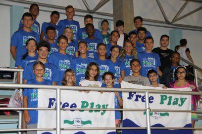 Equipe Free Play conquista medalhas em Limeira