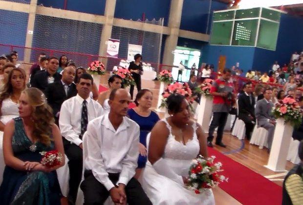 Prefeitura anuncia período de inscrições para o casamento comunitário
