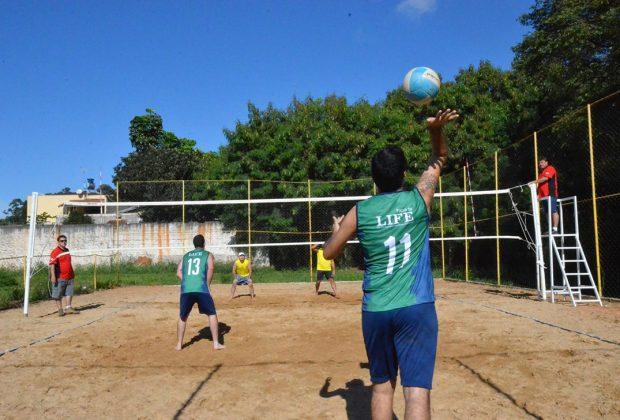 Ginásio Itapirão sedia abertura dos Jogos dos Trabalhadores