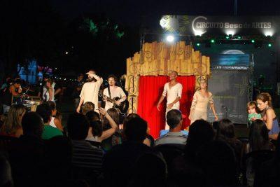 Circuito SESC de artes foi um sucesso em Mogi Guaçu