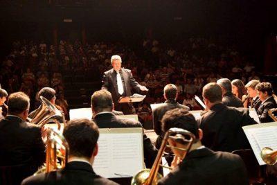 Banda Sinfônica promove concerto de aniversário em Mogi Guaçu