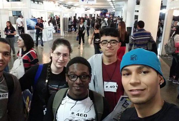Ciência da Computação da FAJ visita 19ª Feira do Estudante – EXPO CIEE 2016