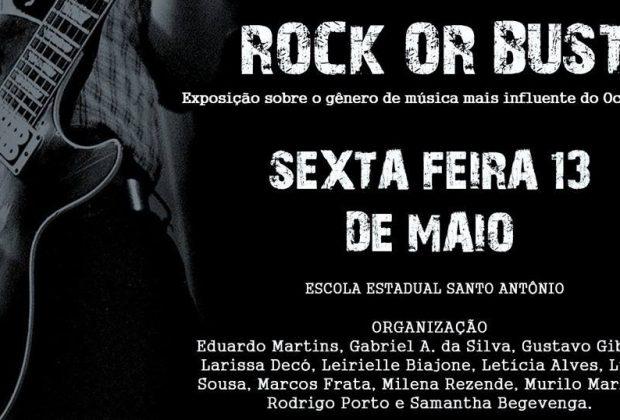 Exposição de rock acontecerá nessa sexta em Posse
