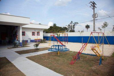 Inaugurado novo Centro Educacional no Horto de Vergel, na zona Rural