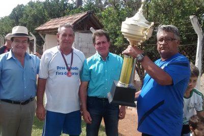 São José de Aguaí sagra-se campeão da Copa Davi Eloi