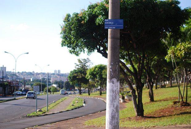 Em Mogi Guaçu, ruas e avenidas já recebem novas placas de identificação