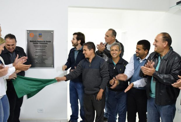 UBS do Fundão é inaugurada em Holambra