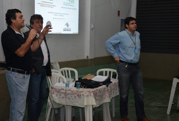 Estrada Ponte Preta-Ponte Nova:  máquinas chegam e reunião explica trabalho