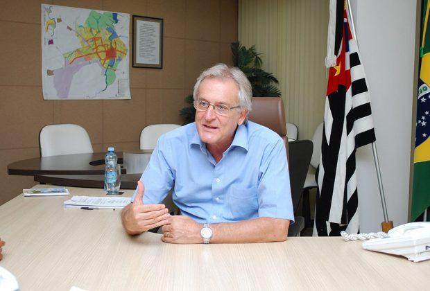 Pré-candidatura de Walter Caveanha será lançada