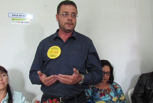 Em campanha alternativa Professor André visita bairros da zonal Sul e Leste