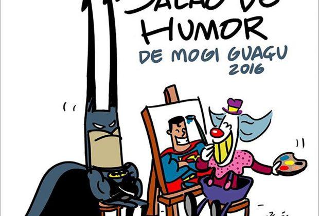 Salão de Humor recebe inscrições até dia 10 de junho