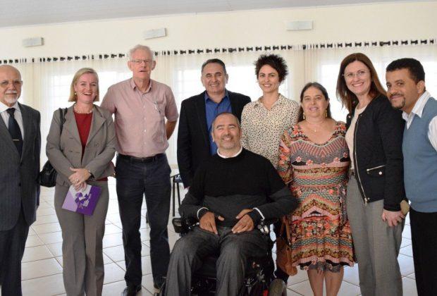 Holambra recebe 7ª Caravana da Inclusão, Acessibilidade e Cidadania