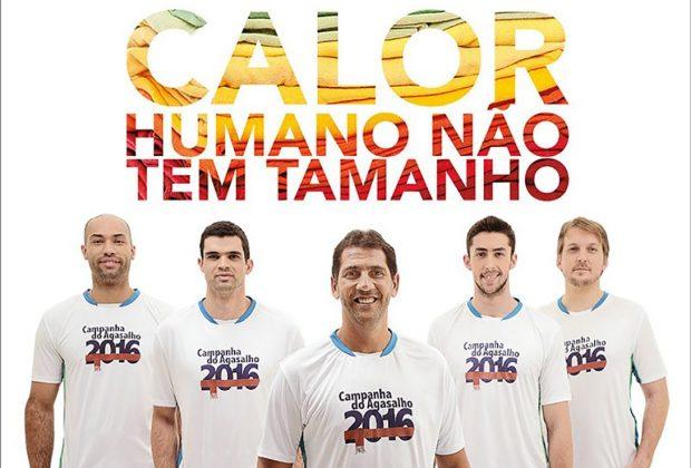 Pedreira se organiza para a coleta da Campanha do Agasalho 2016