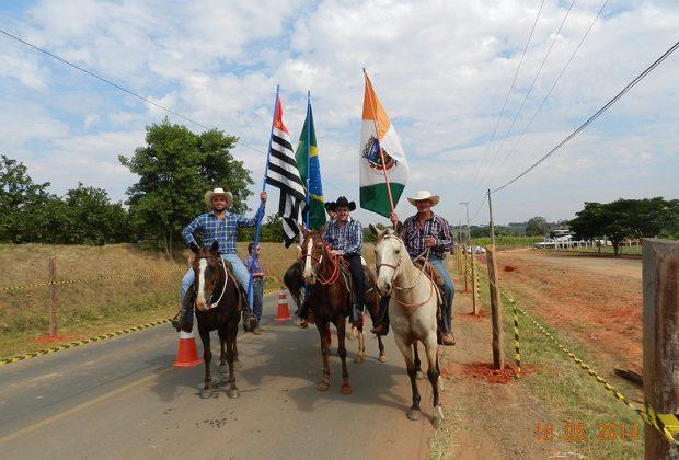 Festividades em Louvor a Santa Cruz no Palmeiras começam neste sábado, dia 14