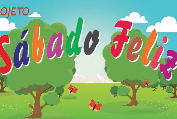 """""""Sábado Feliz"""" vai fazer a alegria das crianças do Jardim Andrade e Bairros Adjacentes"""