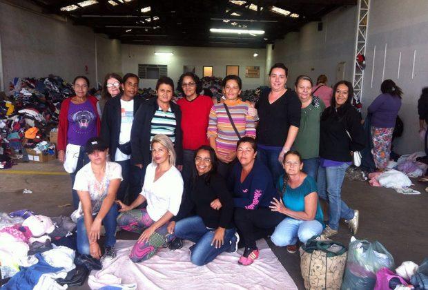 Campanha do agasalho mobiliza voluntários em Artur Nogueira