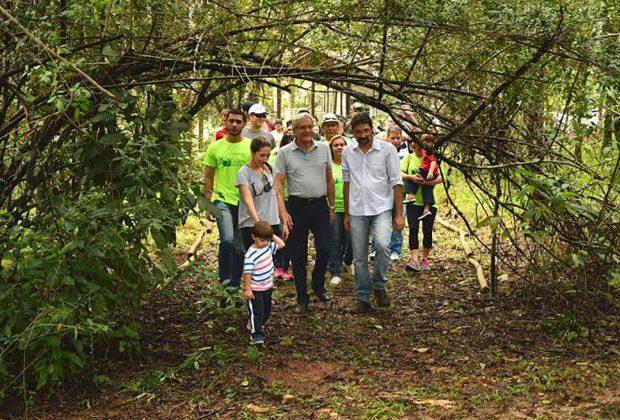 """""""Domingo na Franco"""" leva centenas à faculdade para celebrar o Meio Ambiente"""