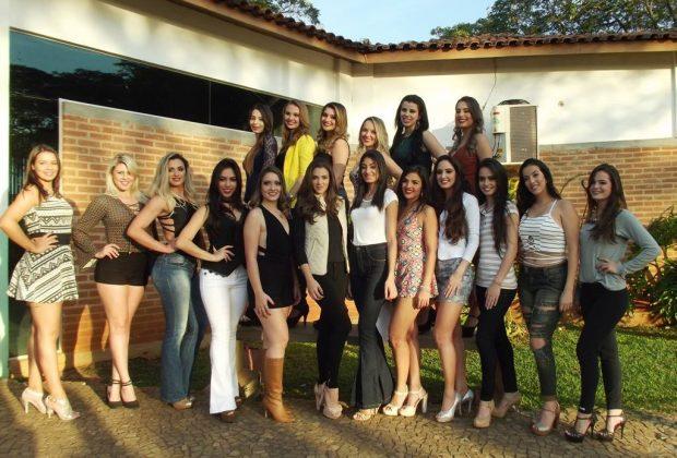 Divulgado as selecionadas para eleição de Rainha Expo Artur 2016