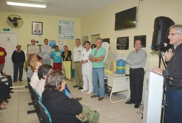 Entrega de reformas e mutirão de próteses no Centro de Especialidades Odontológicas