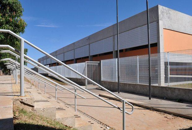 Escola Estadual do Jardim Santa Cruz será inaugurada nesta quinta-feira, dia 30