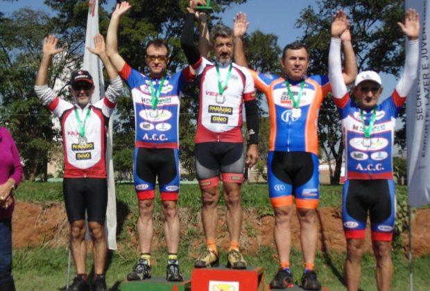 Resultados da 6ª etapa da Média Paulista de Ciclismo