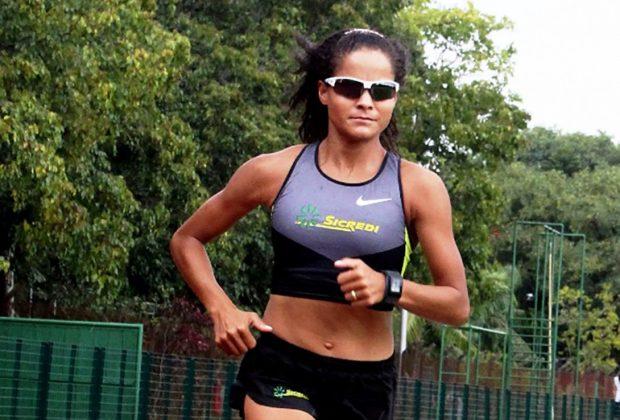 Atleta patrocinada pela Sicredi conquista índice olímpico nos 10 mil metros