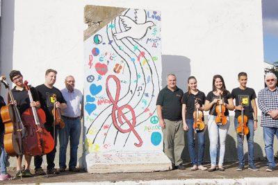 Único na América do Sul, fragmento do Muro de Berlim ficará exposto em Mogi Mirim