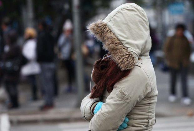 Vídeo registra manhã fria em Santo Antônio de Posse