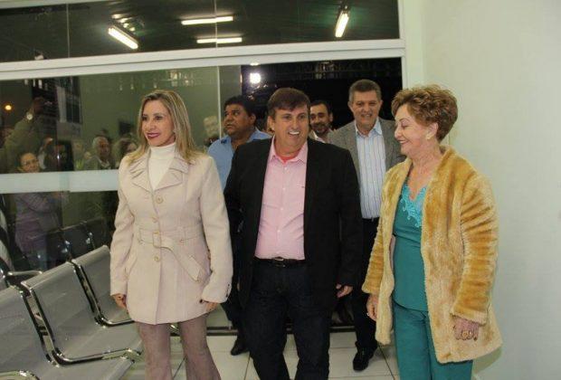 "Prefeitura inaugura nova USF ""Vereador Osvaldo Sia"""