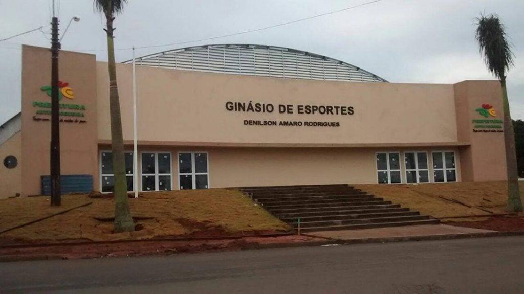 inauguração-ginásio