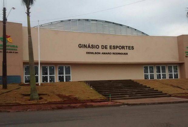 Inauguração do Ginásio do Itamaraty em Artur Nogueira é adiada