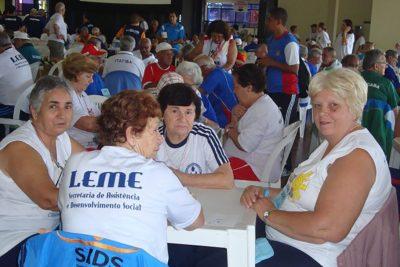 Conchal participa dos Jogos Abertos do Idoso, em Barretos