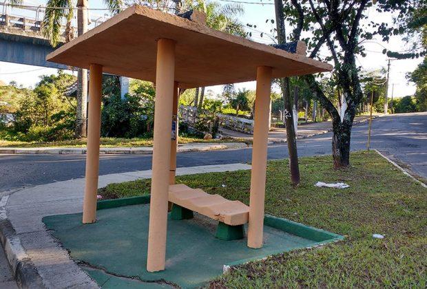 Prefeitura de Pedreira recupera Pontos de Ônibus Intermunicipais