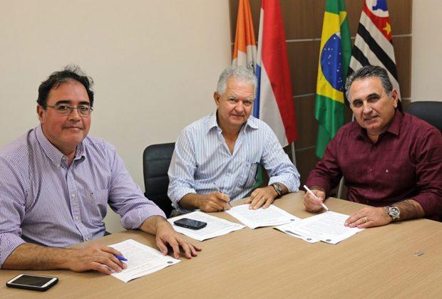 Prefeitura de Holambra assina contrato para construção da Cidade das Crianças