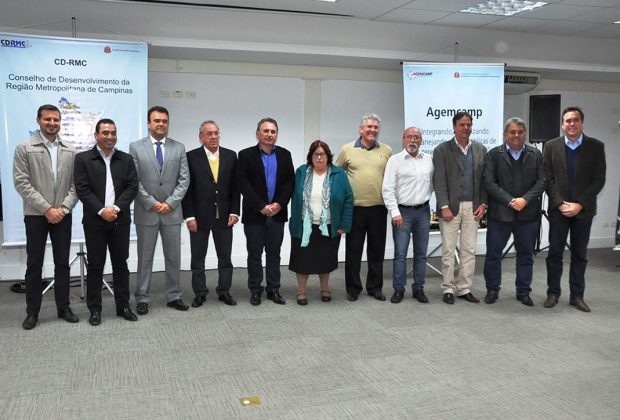 Prefeitos da Região Metropolitana de Campinas assinam convênio para novos projetos