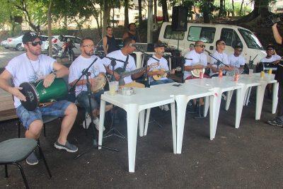 Raízes do Samba agita Itapira no domingo à tarde