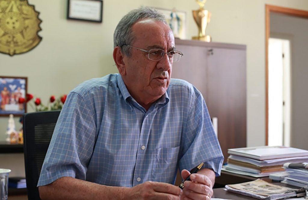 Atual prefeito de Jaguariúna,  Tarcísio Chiavegato