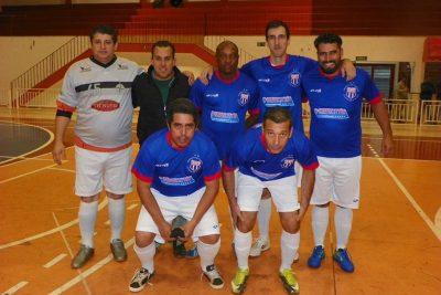 Disputada a 4ª Rodada do Campeonato Municipal de Futsal Veteranos