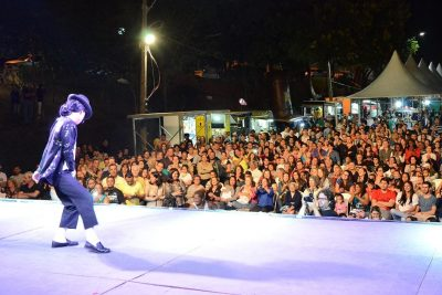 Festival de Inverno reúne multidão na Fepasa