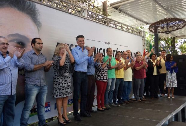Convenção do PMDB apresenta candidatos as eleições 2016
